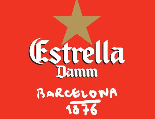 Nieuw: Estrella Damm Bier