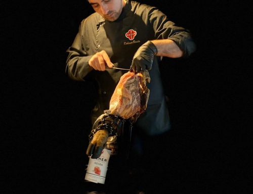 Masterclass Ham snijden