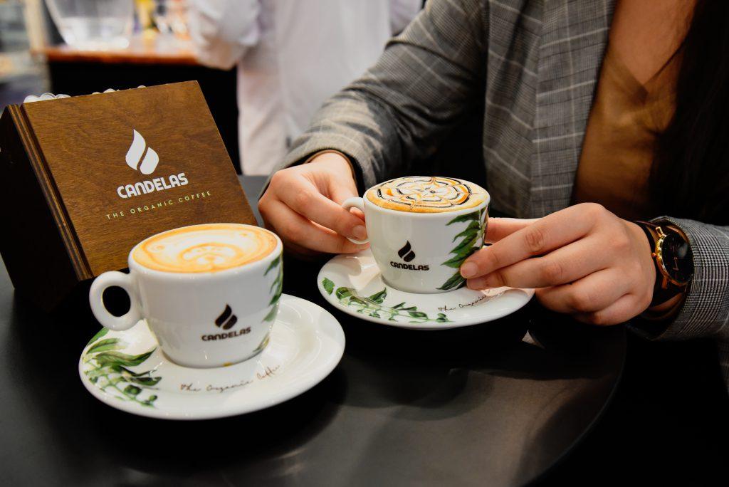 Spaanse koffie en thee