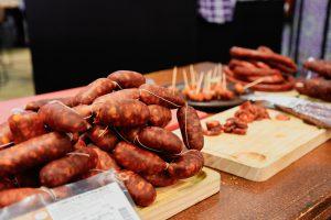 Spaanse vleeswaren en worst